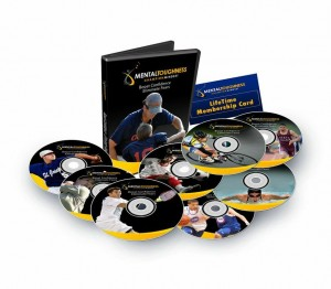 Mental Toughness Academy Disk Set
